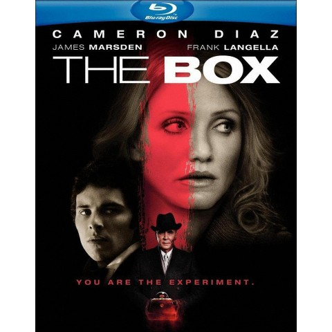 The Box [With Digital Copy] [Blu-ray/DVD]