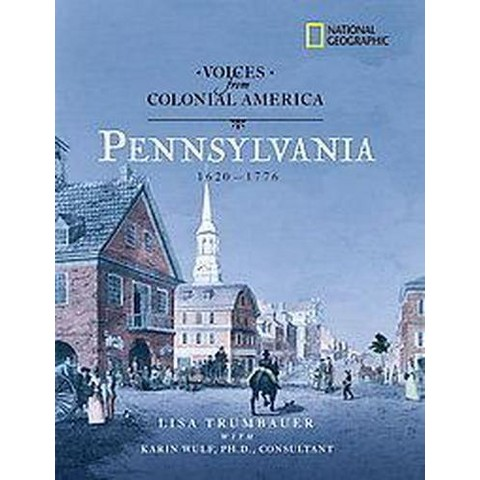 Pennsylvania 1643-1776 (Hardcover)