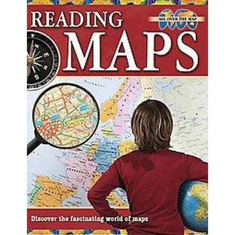 Reading Maps (Paperback)