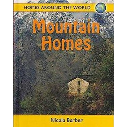 Mountain Homes (Hardcover)
