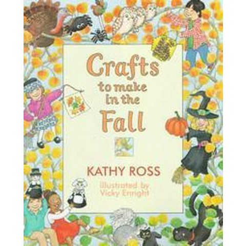 Crafts to Make in the Fall (Paperback)
