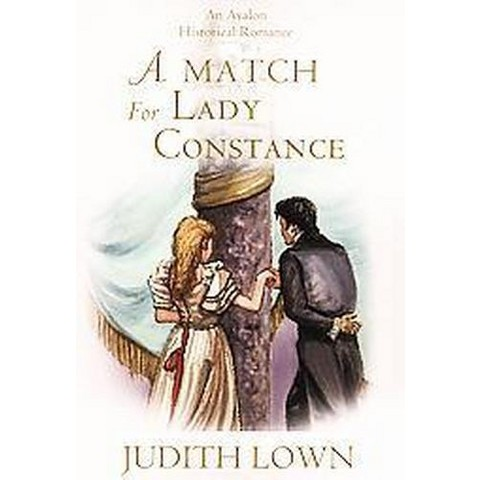 A Match For Lady Constance (Hardcover)