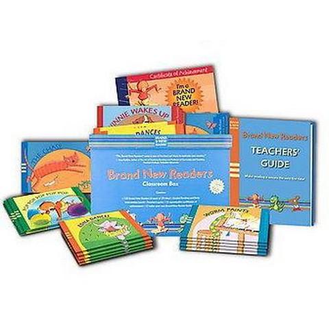 Brand New Readers Classroom Box (Paperback)