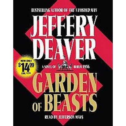 Garden of Beasts (Abridged) (Compact Disc)