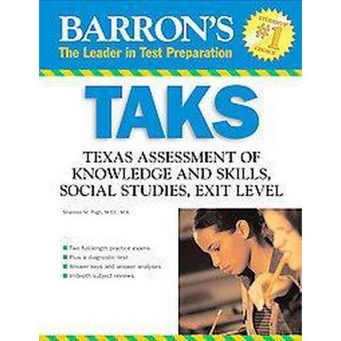 Barron's TAKS (Paperback)