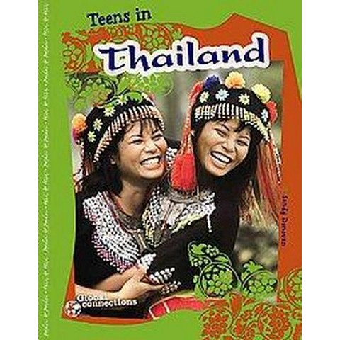 Teens in Thailand (Hardcover)