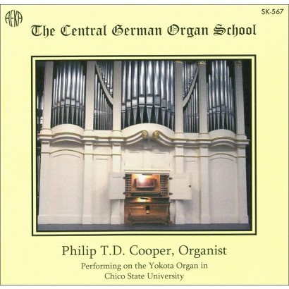 The Central German Organ School