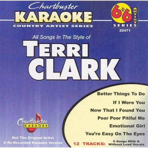 Chartbuster Karaoke: Terri Clark