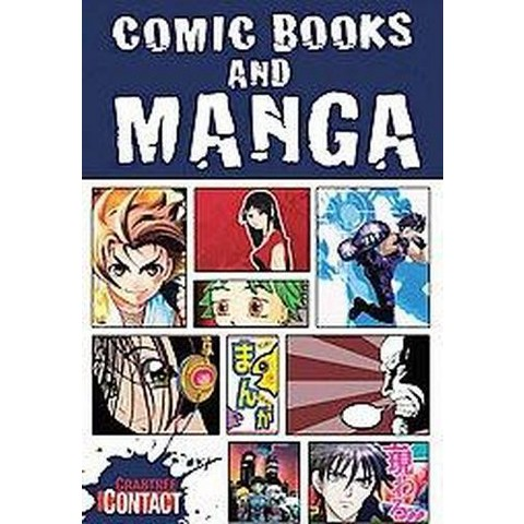 Comic Books and Manga (Paperback)