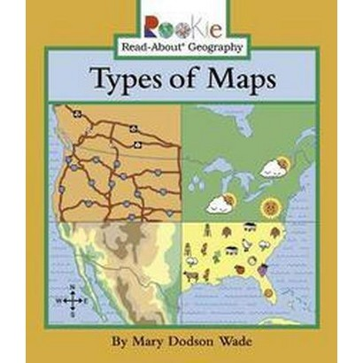Types of Maps (Hardcover)
