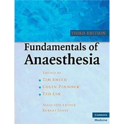 Fundamentals of Anaesthesia (Paperback)