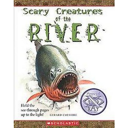 Scary Creatures of the River (Paperback)