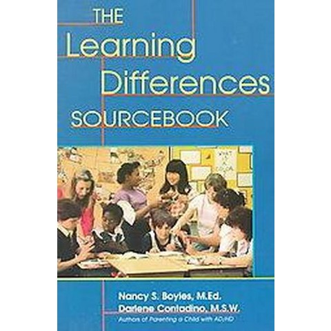 The Learning Differences Sourcebook (Paperback)