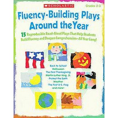 Fluency-Building Plays Around the Year (Paperback)