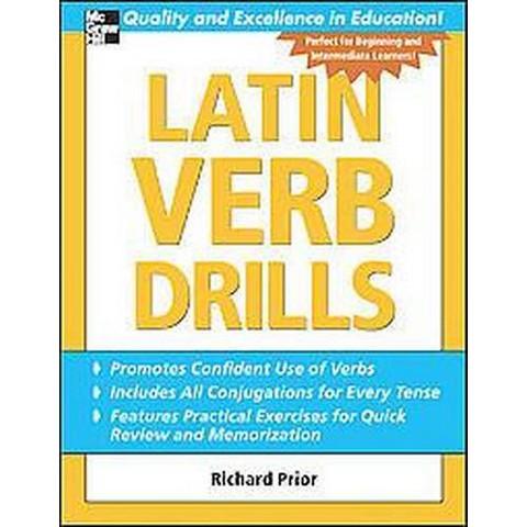Latin Verb Drills (Paperback)