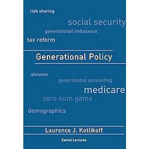 Generational Policy (Hardcover)