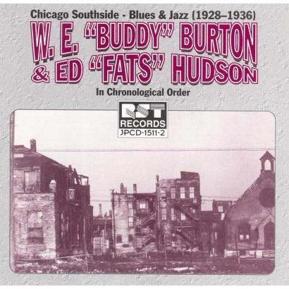 Chicago Southside: Blues & Jazz 1928-36