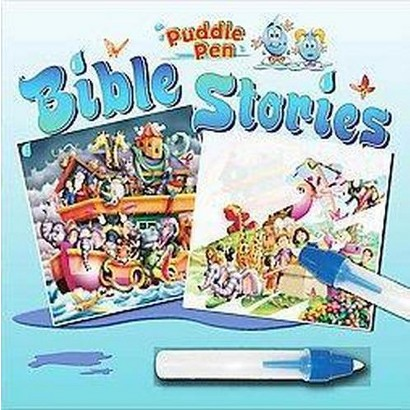 Puddle Pen Bible Stories (Board)