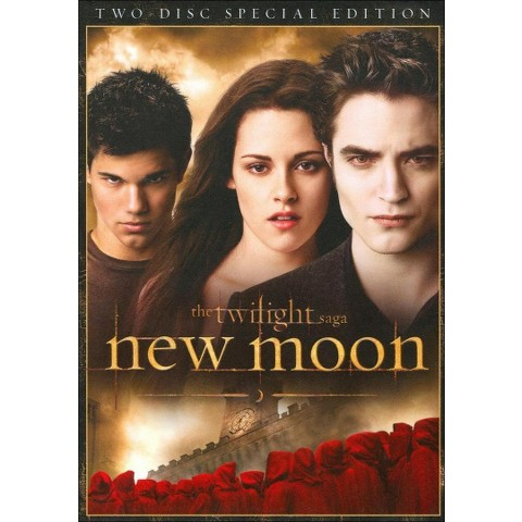 The Twilight Saga: New Moon (2 Discs) (Special Edition)