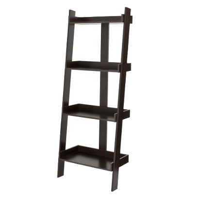 Room Essentials® Ladder Bookcase - Espresso