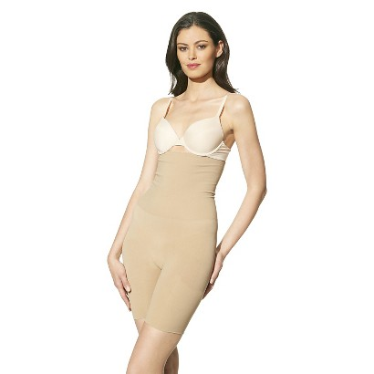 ASSETS® By Sara Blakely A Spanx® Brand Women's Remarkable Results High-Waist Mid-Thigh Shaper 2
