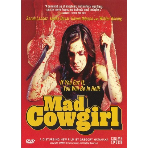 Mad Cowgirl (Widescreen)