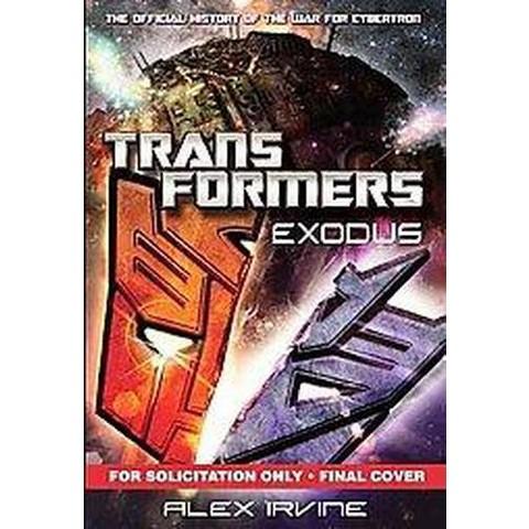 Transformers: Exodus (Hardcover)