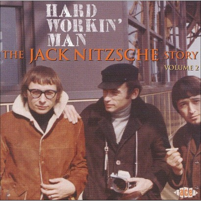 Hard Workin Man: The Jack Nitzsche Story, Vol. 2