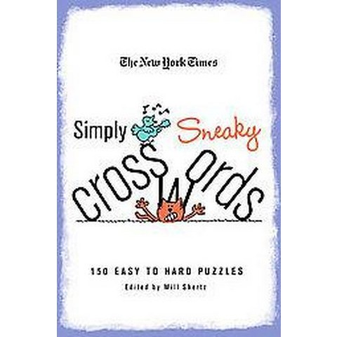The New York Times Simply Sneaky Crosswords (Paperback)