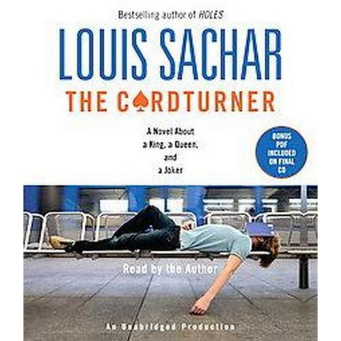 The Cardturner (Unabridged) (Compact Disc)