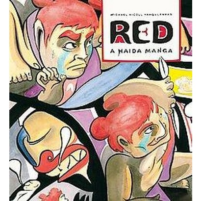 Red (Hardcover)