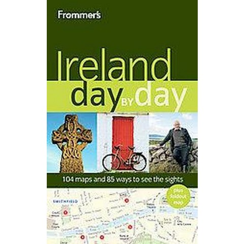 Frommer's Day by Day Ireland (Paperback)
