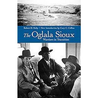 The Oglala Sioux (Paperback)