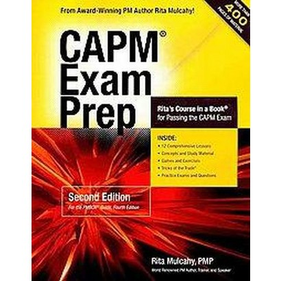 Capm Exam Prep (Mixed media product)
