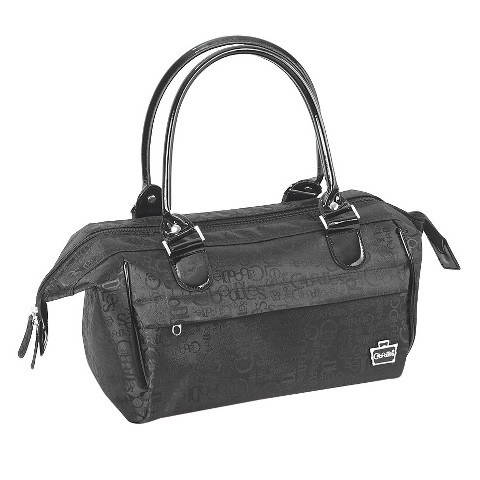 Caboodles Black DR Bag