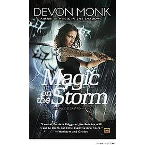 Magic on the Storm (Paperback)