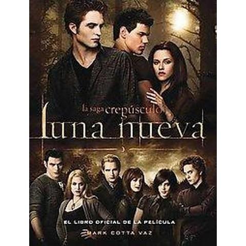Luna nueva/ New Moon (Translation, Illustrated) (Paperback)