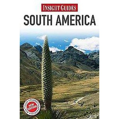 Insight Guides South America (Paperback)