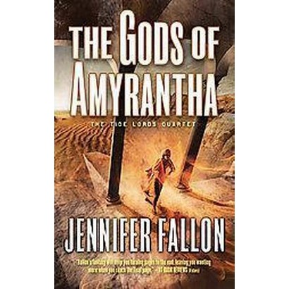 The Gods of Amyrantha (Reprint) (Paperback)