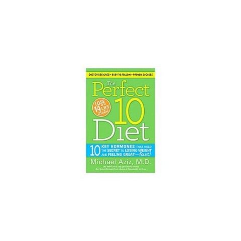 The Perfect 10 Diet (Hardcover)
