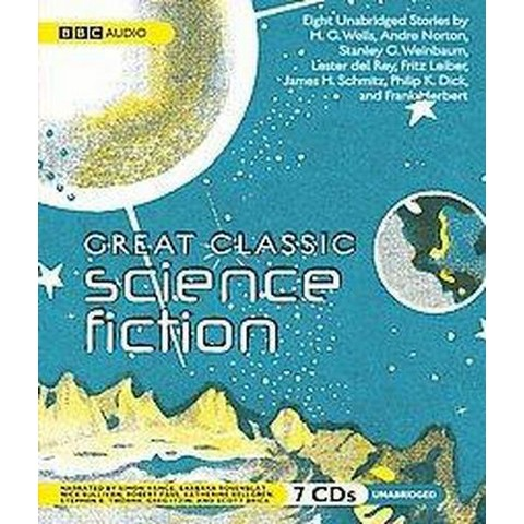 Great Classic Science Fiction (Unabridged) (Compact Disc)