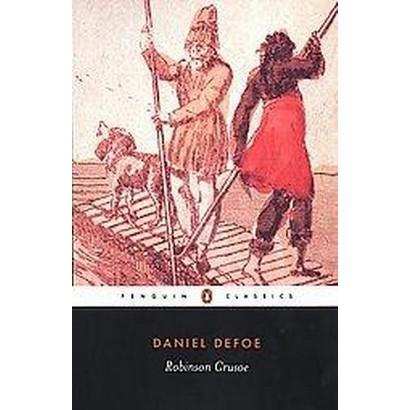 Robinson Crusoe (Reissue) (Paperback)