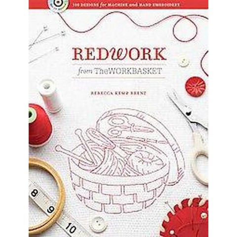 Redwork from the Workbasket (Mixed media product)
