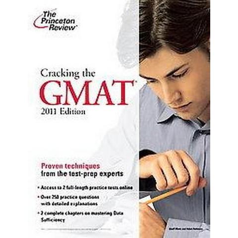 Cracking the GMAT 2011 (Paperback)