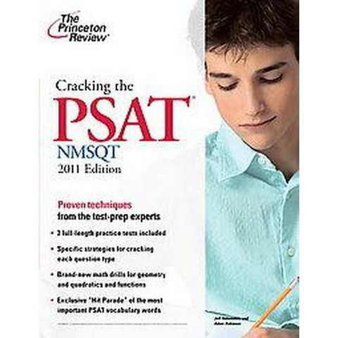 Cracking the PSAT NMSQT 2011 (Paperback)
