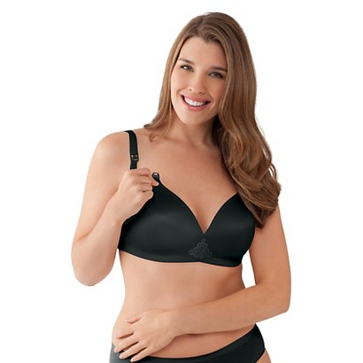 Bravado Designs Women's Bliss With Lace Nursing Bra 126