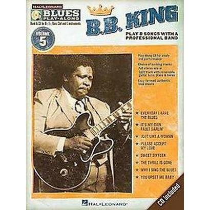 B.B. King (Mixed media product)