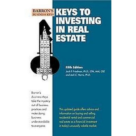 Keys to Investing in Real Estate (Revised) (Paperback)