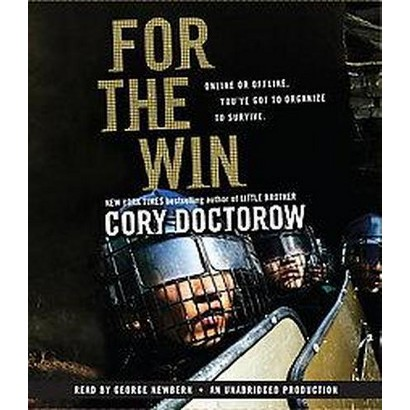 For the Win (Unabridged) (Compact Disc)