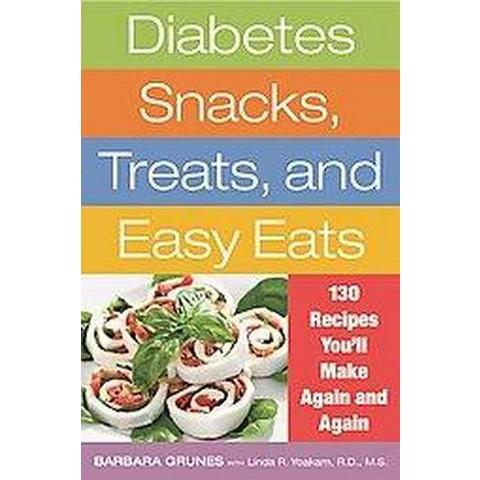 Diabetes Snacks, Treats, and Easy Eats (Paperback)